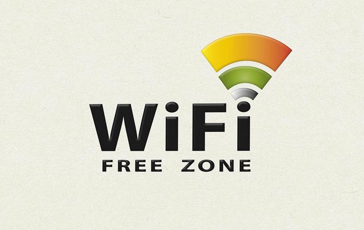 Connexion Wi-Fi gratuite